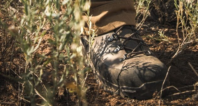 Gear Review: Le Chameau Condor LCX Hunting Boots
