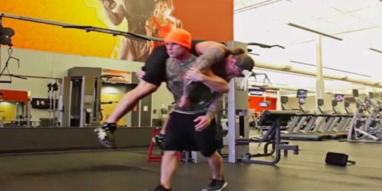 Here's That New Hunting Workout You've Been Hearing About