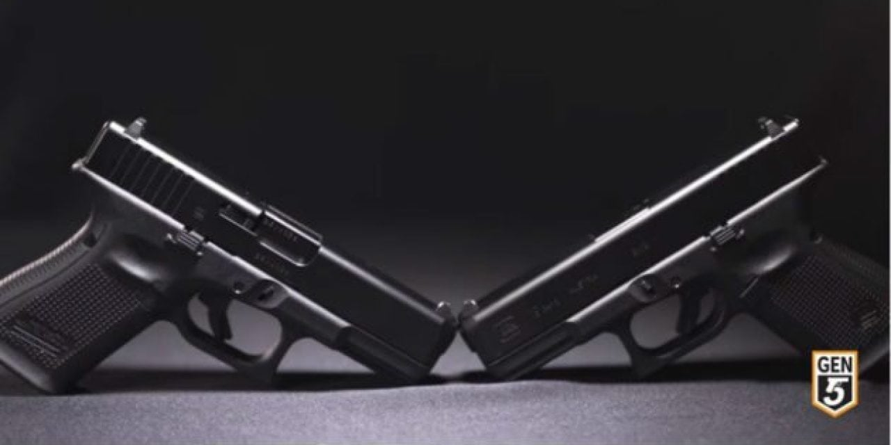 Here's What's New for the Glock Gen 5s