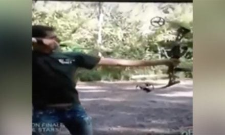 How Exactly NOT to Shoot a Compound Bow