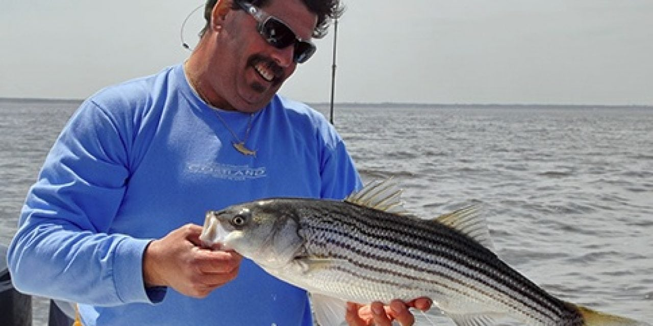 How To Catch The First Spring Stripers ⋆ Outdoor Enthusiast ...