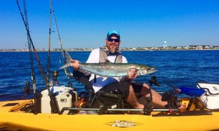 King Mackerel are the Kings of the Beach
