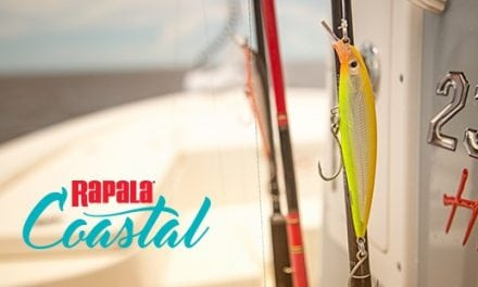 Long Cast X-Raps For Surfacing Coastal Fish