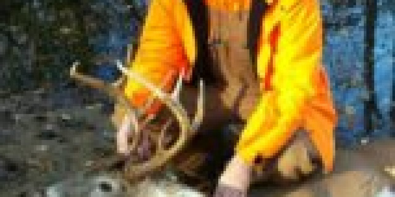 Memorable Hunt Leaves Deer Hunter Hooked for Life