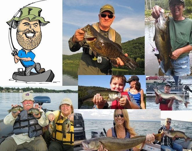 Nw pa fishing report for late august 2017 outdoor for Pa fish records