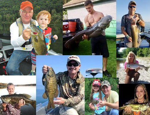 NW PA Fishing Report For Late September 2017