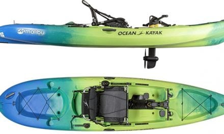 Ocean Kayak Pedal-Driven Kayak Broke The Mold