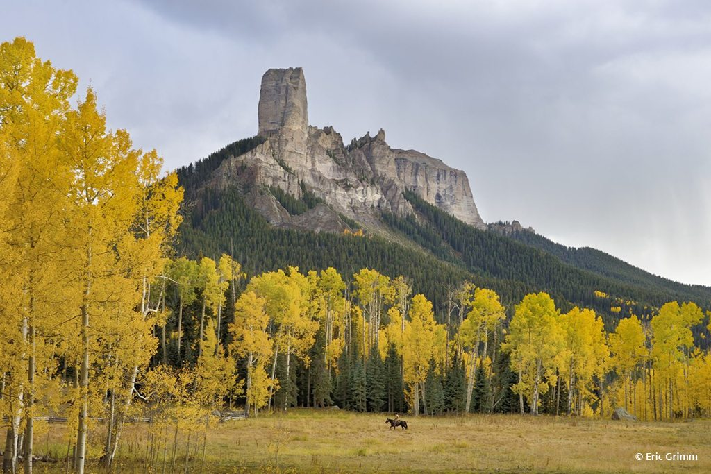 """Today's Photo Of The Day is """"Colorado Fall"""" by Eric Grimm."""