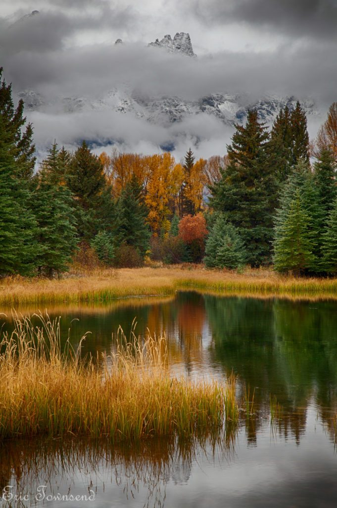 """Today's Photo Of The Day is """"Schwabachers Landing"""" by Eric Townsend. Location: Grand Teton National Park, Wyoming."""