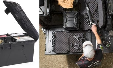 Plano's New Tactical Ammo Crate – A Better Bullet Box