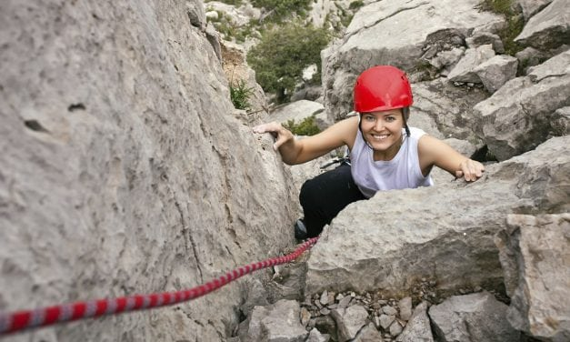 A Day in the Life: Rock Climbing at The Preserve at Boulder Hills