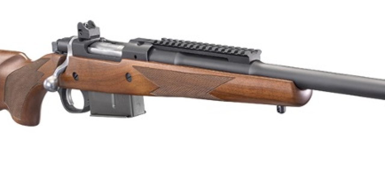 Ruger Gunsite Scout Rifle in  450 Bushmaster ⋆ Outdoor