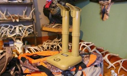 Scent Crusher's Multi Purpose, Odor Destroying Boot Dryer