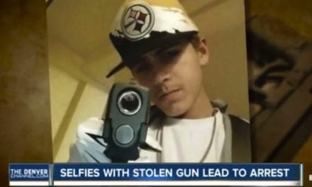 Sheer Brilliance: Smash-and-Grab Burglar Takes Selfies with Stolen Guns, Faces 10 Years in Prison