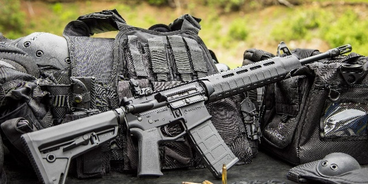 Smith & Wesson New M&P 15 MOE SL Rifle Series