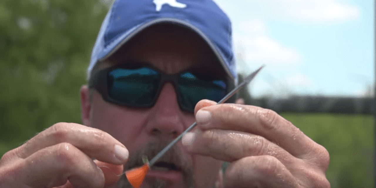 So Shooting Gar With a Blowgun is Now a Thing?