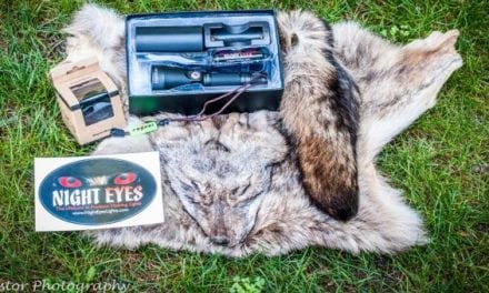 Spot More Predators at Night With the Night Eyes Scan Light