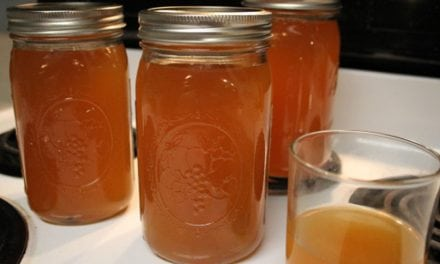 This Homemade Apple Pie Moonshine, and a Little Faith, Can Cure Pretty Much Anything