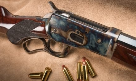 Turnbull Reveals New Winchester 1892 with Color Case Finish