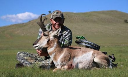 VIDEO: Awesome Spot & Stalk Antelope Hunt