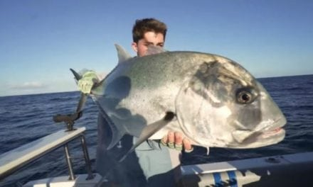Video: Jon B and Lunkers TV Head to Africa in Search of the Legendary Giant Trevally