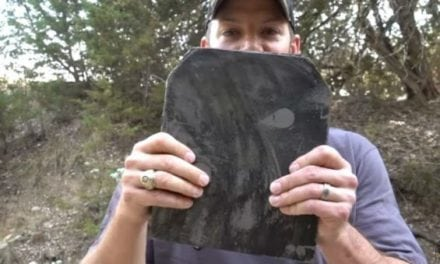 Video: This Homemade Armor Actually Works Surprisingly Well