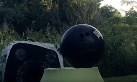 What Happens When You Shoot a Bowling Ball with a Compound Bow?