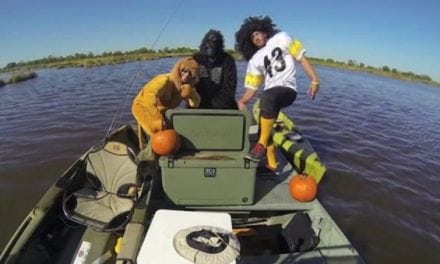 8 Freaky Fishing Costumes Just in Time for Halloween!
