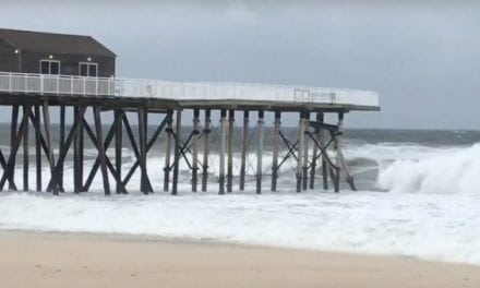 Apparently Hurricanes Have a Problem with This Fishing Pier