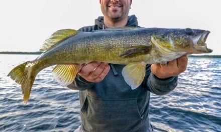 Favorite Weedy Walleye Tactic