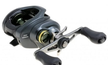 From ICAST: Shimano Introduces Curado K Baitcasting Reels