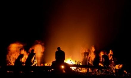How to Tell the Absolute Best Campfire Scary Stories