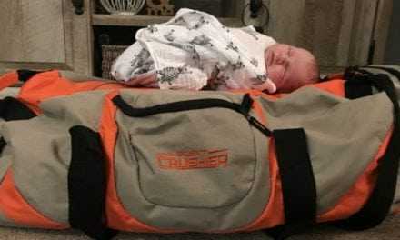 I Tried Eliminating Diaper Odor with a Scent Crusher Gear Bag, and This is What I Discovered