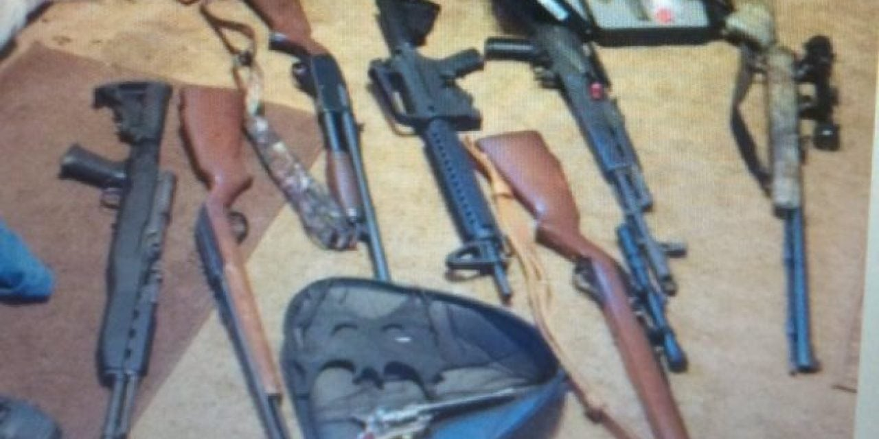 "Indiana Man Gives Warning After 16 Guns Stolen From Home: ""Don't Let Strippers In Your House"""