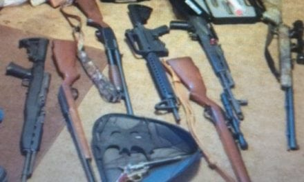 """Indiana Man Gives Warning After 16 Guns Stolen From Home: """"Don't Let Strippers In Your House"""""""