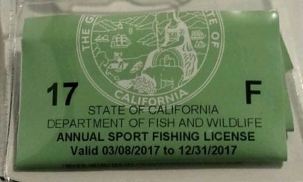 It Only Took One Legislator to Kill a 12-Month Fishing License in California