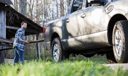 It's Time To Update Your Truck Tires With A General Tire GRABBER APT