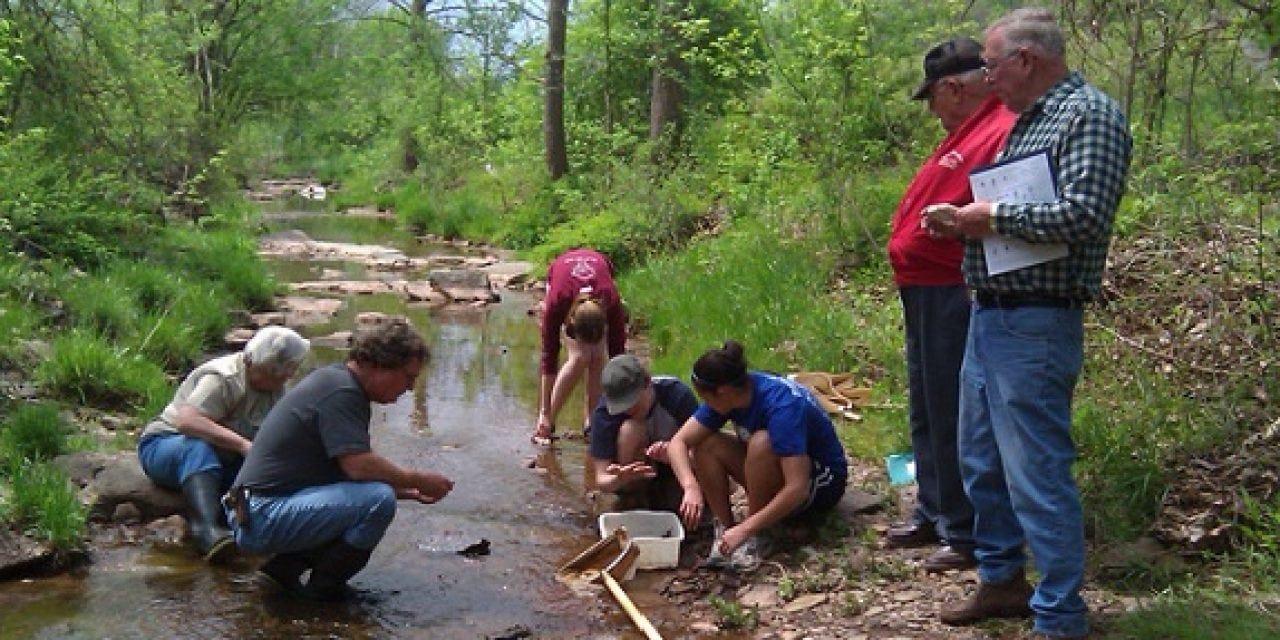 IWL Announces Clean Water Challenge to Monitor More Stream Sites