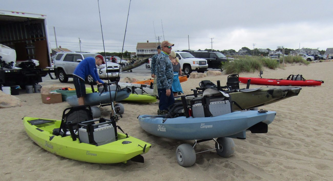 Dynamite, Hobie Kayaks, Top Guns & Catching Some Albies