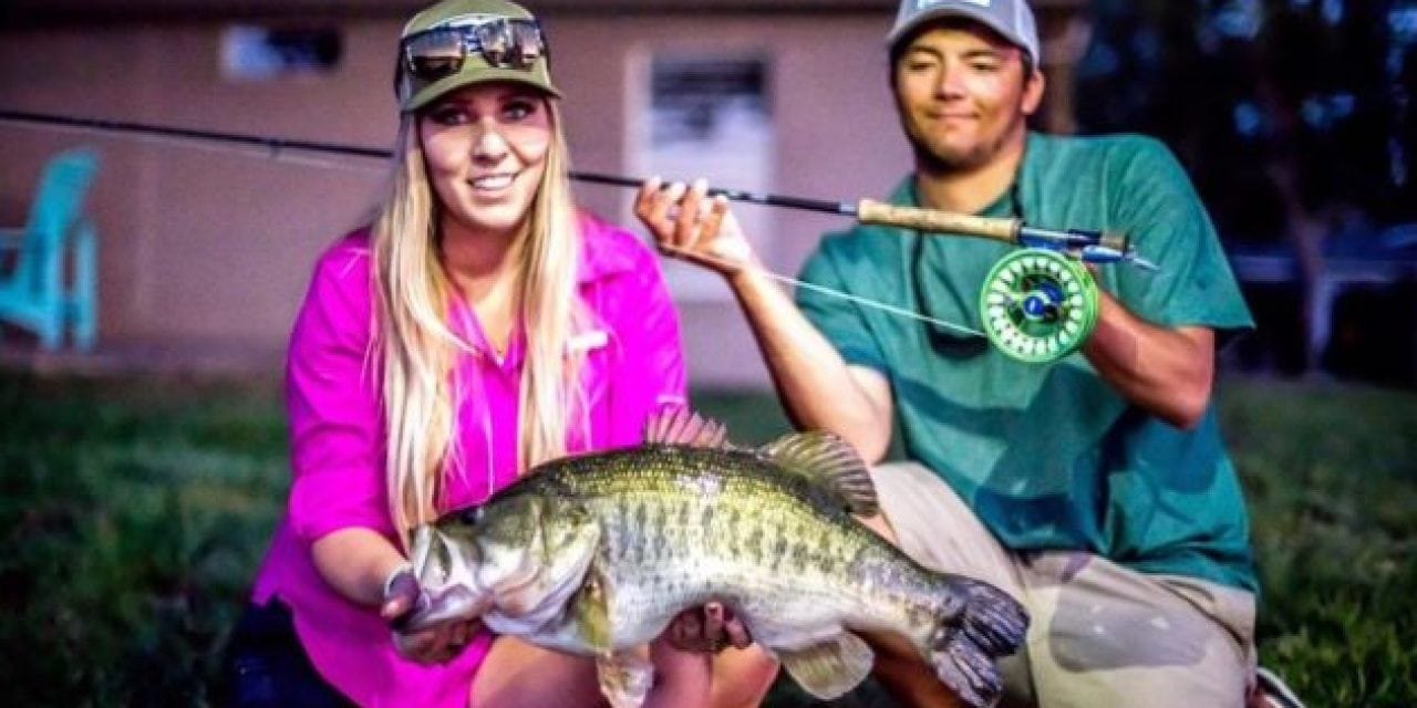 New IGFA World Record Bass in the Women's Division: Exclusive Interview with the Angler