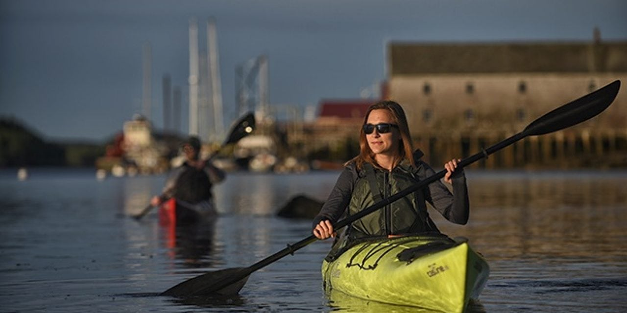 Old Town Launches New Touring Kayaks