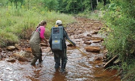 Restoration of PA stream to be acid test for trout