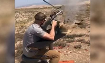 Slow Motion Video of the Insane Muzzleloader Explosion That Has Got Everyone's Attention Has Now Surfaced
