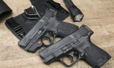 Smith & Wesson Announces New M&P Shield M2.0 Pistol Series