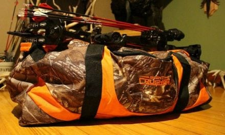 The Best Hunting Product on the Market Just Got a Little Bit Better: Our Review of Scent Crusher's New Gear Bag