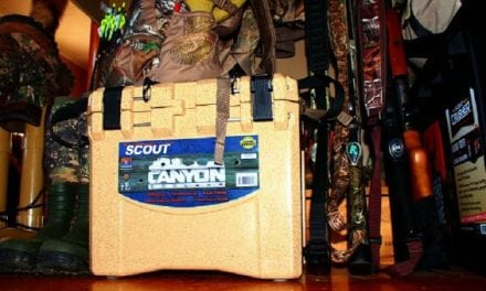 The Scout from Canyon Coolers is a Perfect-Sized Cooler for Your Outdoor Adventure