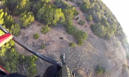 This Slo-Mo Video of Helicopter Coyote and Hog Hunting Is Awesome