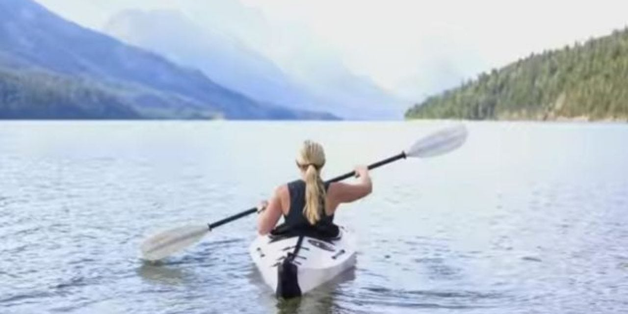 Video: Check Out This Amazing Super Portable Kayak