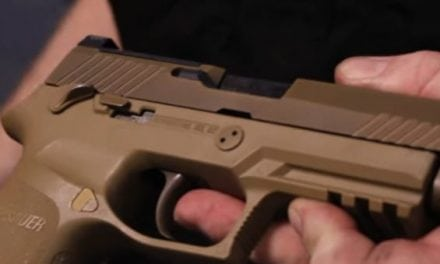 Video: The SIG M17 is No Joke