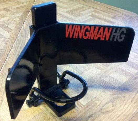 Wingman Hitch Guide: Easily Get the Trailer Over Your Hitch Every Time